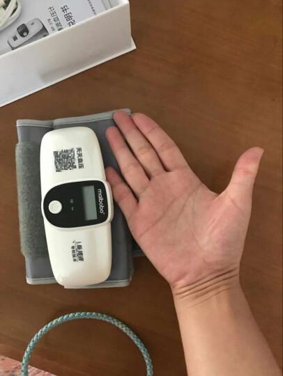 瑞光康泰 maibobo脉搏波电子血压计家用上臂式血压仪充电便携式精准血压测量仪器BP-37B蓝牙版 图片色 晒单图