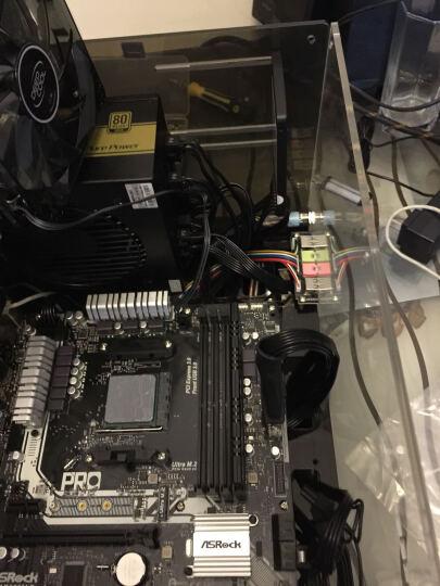 超频三(PCCOOLER)A1 CPU含银散热硅脂(导热硅脂/显卡散热膏/台式机cpu笔记本硅胶/配刮刀) 晒单图