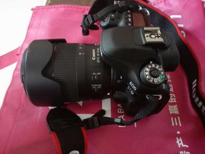 佳能(Canon)EOS 80D数码单反相机 (腾龙18-200mm Di II VC镜头)套装 晒单图
