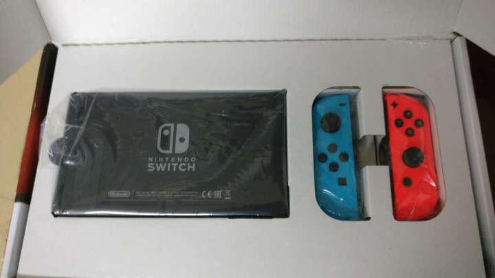 任天堂(Nintendo)Switch游戏机 Switch游戏机 (电光蓝/电光红) 港版 晒单图