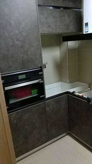 德国巴科隆(BAKOLN)烤箱电烤箱蒸烤箱蒸箱嵌入式家用58L大容量蒸炉蒸烤二合一体机BK58M 嵌入式58L容量 晒单图