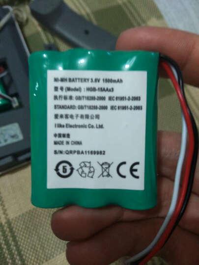 捷典 无线固话座机电池电板 适用于华为F201 F501 F516 F530 FP515H 晒单图