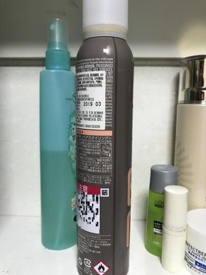 威娜(WELLA) 威娜泡沫发蜡200ml 头发保湿造型定型塑型发胶 男女士 晒单图