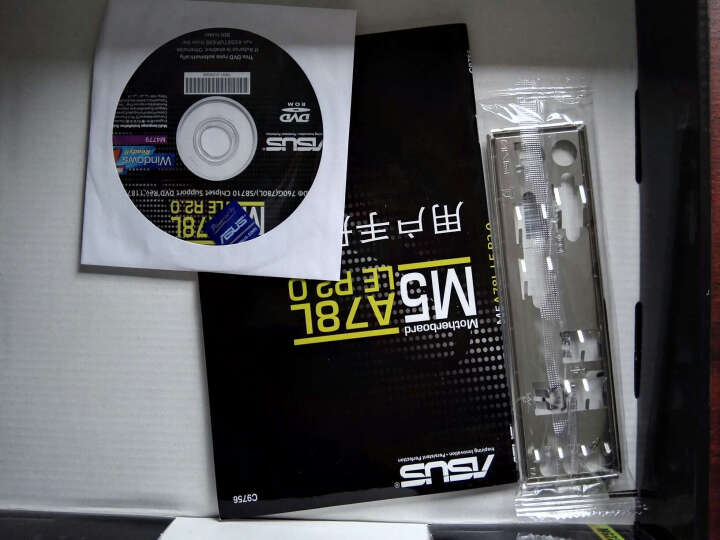 华硕(ASUS)M5A78L LE R2.0 主板 (AMD 780L/AM3+) 晒单图