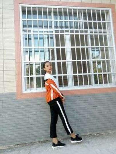 蜜之旅 运动套装女2018春秋新款三件套时尚运动服套装女休闲套装女韩版运动服女卫衣显瘦 632款-焦糖色 女-L  体重100-112斤 晒单图