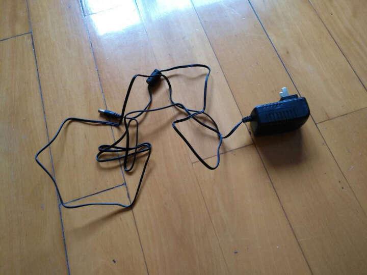 szllwl 12V1A电源适配器 路由器电源线充电器 吸顶AP 12V1A电源 晒单图