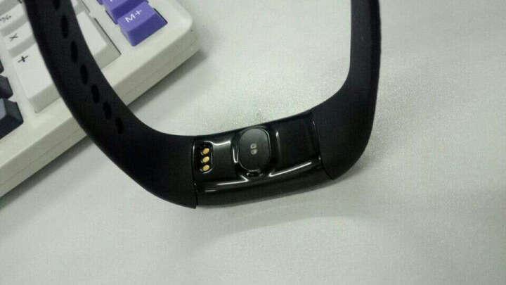 Dotlink A09 智能手环 男女心率血压监测老人 防水记步手表运动 微信来电提醒 安卓通用 A09贵族黑 晒单图