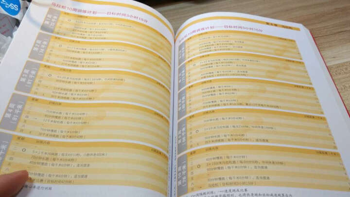跑步圣经 第2版 晒单图