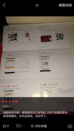 联通手机卡 日租卡0月租电话号码4G卡手机上网无限流量卡 移动手机卡电信卡上海广东全国通用不限 移动68元 全国不限流量+500分钟 晒单图