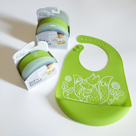 法国BEABA 婴儿辅食储存盒 宝宝硅胶冷藏冷冻保鲜格 分量储存90ml 绿野仙踪 晒单图