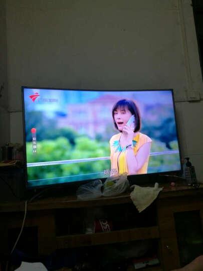 长虹(CHANGHONG)43E9600 43英寸64位4K超高清HDR曲面智能液晶电视 晒单图