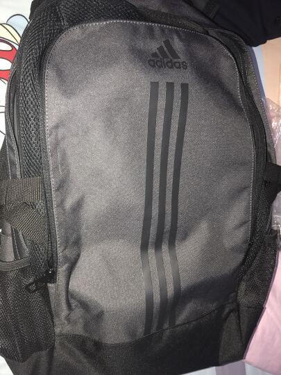 adidas阿迪达斯附配件双肩包运动包BR5864 BK5654黑 34 晒单图