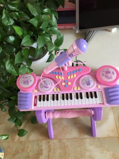 贝芬乐 (buddyfun) 儿童电子琴 梦想之音带话筒带拍拍鼓 可录音 20806 晒单图