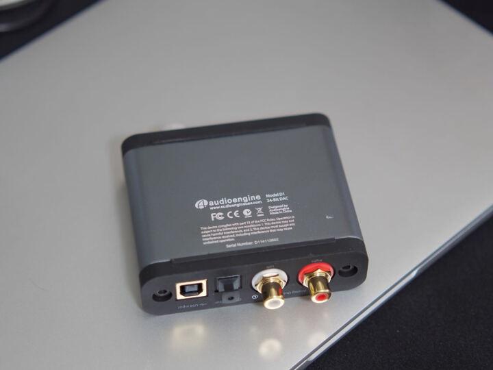 声擎(Audioengine) D1 高级24位音频解码器 晒单图