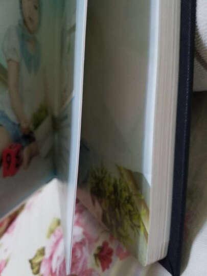 包设计影楼水晶相册制作结婚纱照纪念册定做家庭影集儿童宝宝成长记录男女生日礼物情人节创意礼品 12寸竖款 30页(15P) 晒单图