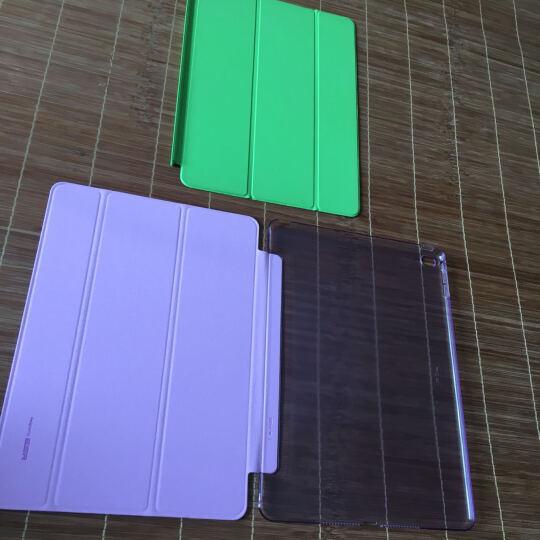 亿色(ESR)苹果iPad Air2/6保护套 平板电脑壳9.7英寸 轻薄防摔全包皮套 悦色系列 活力紫【仅适用 Air2】 晒单图