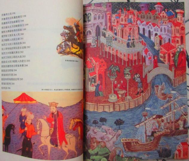 马可.波罗游记 马可波罗 历史 书籍 晒单图