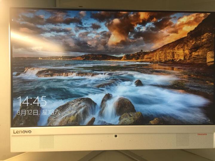 联想(Lenovo) AIO 520-24 23.8英寸商用办公家用游戏致美一体机电脑 AIO520黑色i3-8100T/4G/1T/集显 晒单图