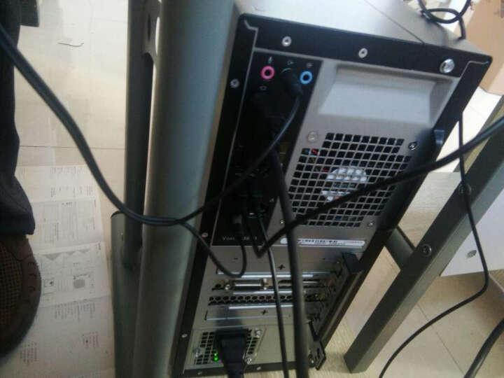 戴尔(DELL) 台式主机Vostro3668/3268 i5固态 游戏电脑 商务办公整机 单主机 小机箱:标配i5-7400/4G/1T/无线/核显 晒单图