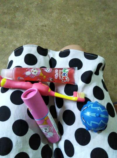 纳爱斯伢牙乐儿童牙刷香橙乖乖软毛护齿 卡通造型  纤细软毛  洁白牙齿 晒单图