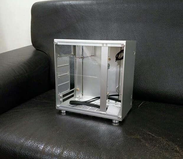 猫头鹰(NOCTUA)NF-A8 ULN 8cm风扇 (CPU风扇/机箱风扇/3PIN/1400RPM) 晒单图