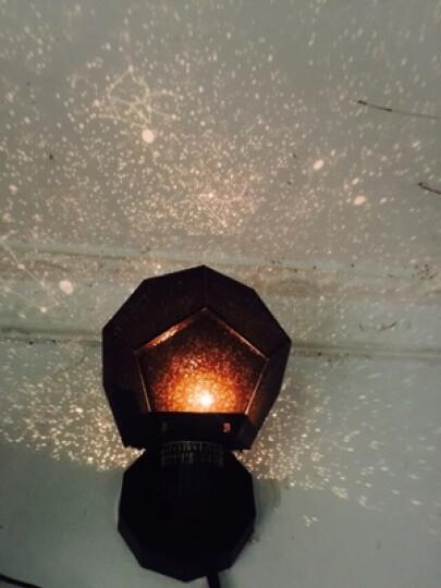 大人科学浪漫星空投影灯 生日礼物星空灯 创意礼品新奇送女友男友送同学新年礼物送朋友 升级LED加亮版绿色 晒单图
