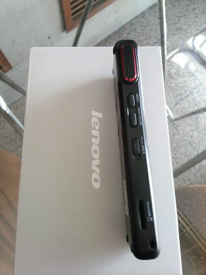 联想(Lenovo)录音笔B680 8G 超长录音时长可插卡 专业微型PCM无损录音 高清远距降噪 商务会议执法取证 晒单图