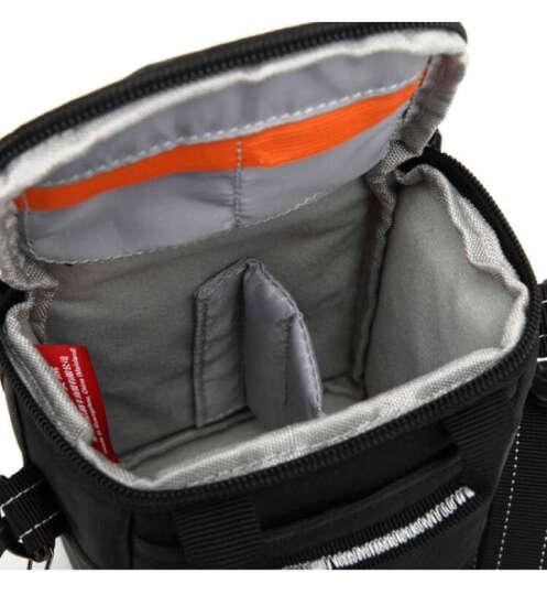 赛腾(statin)KB05A (夜暮黑)相机包 单反包 摄影包DV包单肩 小身材 大容量 尼康佳能索尼包 晒单图