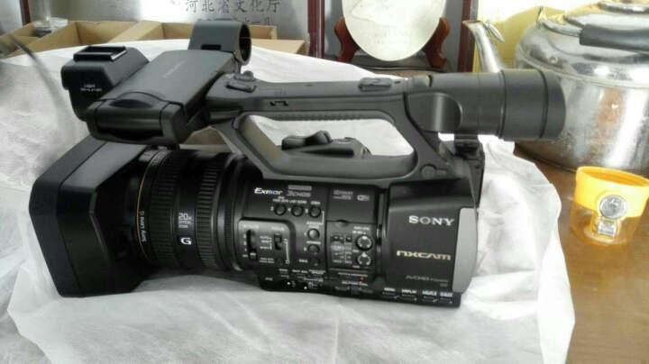 索尼(SONY)HXR-NX3 新型专业手持式存储卡高清摄录一体机 20倍光学变焦+20倍清晰影像缩放变焦 晒单图
