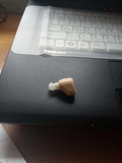 中德(zhongde) 年轻人助听器中年人老年人ZDC-900B耳内式可充电型迷你助听器 单耳 晒单图
