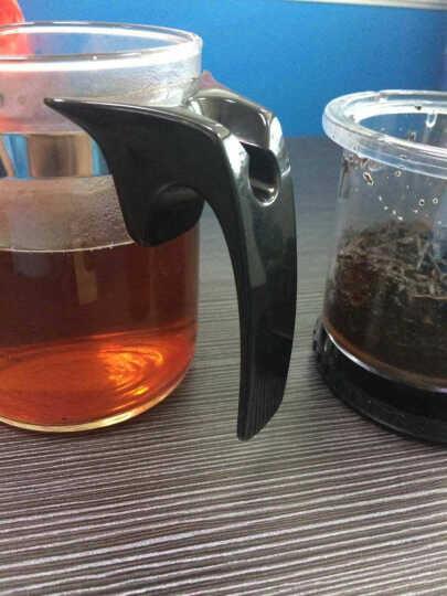 广西梧州六堡茶金花黑茶芊河有机茶叶 金花单开礼盒 晒单图