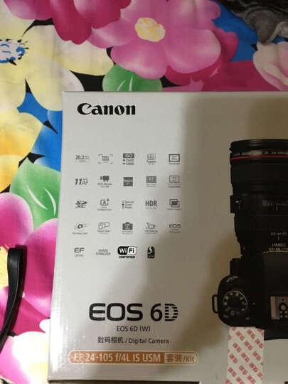 佳能(Canon) 全画幅数码单反相机 EOS 6D (24-105mm IS STM拆机镜头)套装 晒单图