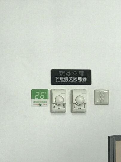 安全标识牌标志牌标牌警示牌警告标牌提示牌非消防灭火器消火栓标牌标贴 机房重地闲人免进 晒单图