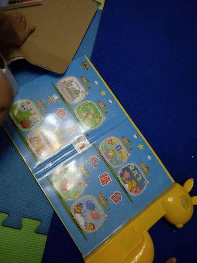 迪乐  儿童早教机器人  学习机6-12岁小学翻译机3-6岁儿童益智的智能玩具启蒙故事机 智能翻译机器人(8G卡) 晒单图