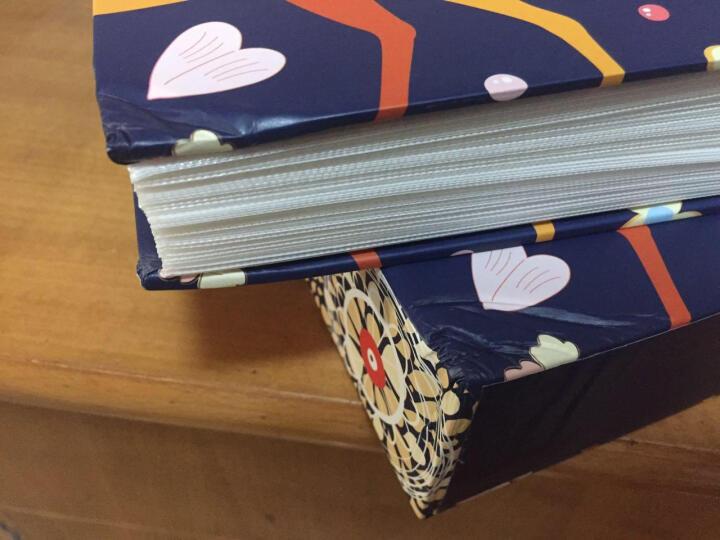 佰美年华 插页式相册薄980张5寸6寸7寸盒装插袋大容量相册本影集家庭宝宝成长纪念册生日礼物 980款欢乐一家 晒单图