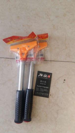 点缤 贴膜专用工具 DIY工具 贴膜刮刀刮板 耐高温刮板 塑料刮板工具 TW-216中刮 (颜色随机) 一把装 晒单图