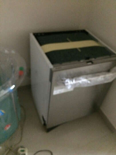 CAL 13套大容量全自动家用嵌入式洗碗机 CQ60AL122B 晒单图