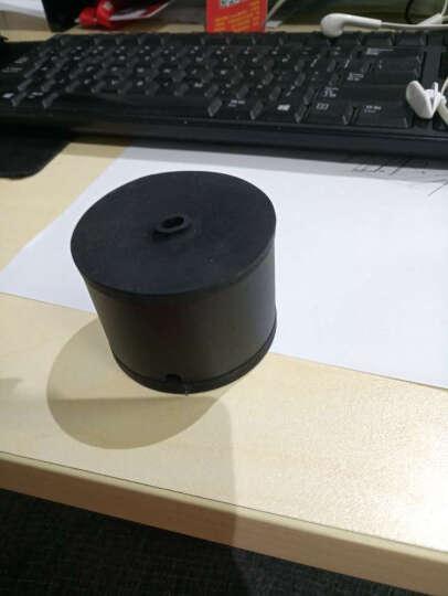 羽燃 手机充电座支架 创意适用各类手机平板充电底座支架 充电线收纳底座 黑色(安卓带数据线) 晒单图