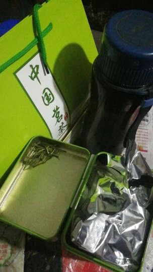 易记茶业 春茶明前嫩芽雀舌茶 2019新茶叶 高山日照绿茶 125克*2罐装 晒单图