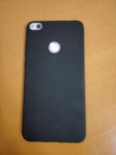 蓝枫(BlueMaple) 三星s8手机壳s9+保护套+plus防摔s9全包边硬壳磨砂简约男潮女款薄 黑色 晒单图