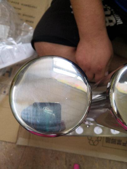 海尔(Haier)家用净水器HRO50-5B低废水自吸泵不锈钢RO反渗透纯水直饮机 晒单图