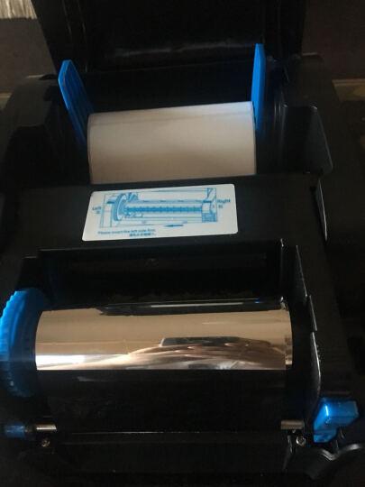 佳博(Gprinter)GP1524T/1124不干胶标签打印机珠宝热转印服装吊牌条码水洗标热敏价签 1124T(手机+电脑版) 晒单图