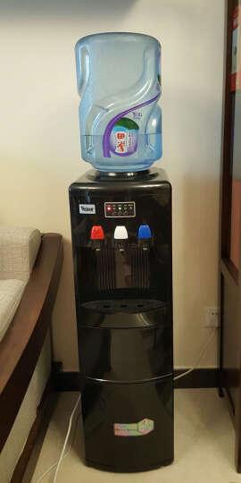 家用立式冷热型饮水机接桶装水多功能冰水沸水制冰饮水机商用小型制冰机 晒单图