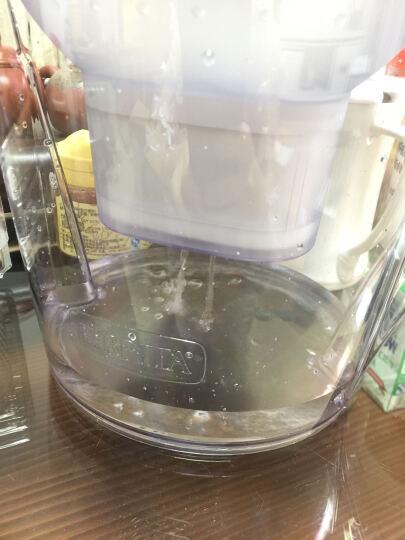 【买2免1】碧然德(BRITA) Maxtra 双效滤芯 6枚装家用净水壶滤水壶净水器滤芯 晒单图