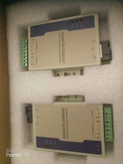 川正(CIZI-OP) 232/485/422三合一光猫光电转换器单模单纤SCF SC接口 晒单图