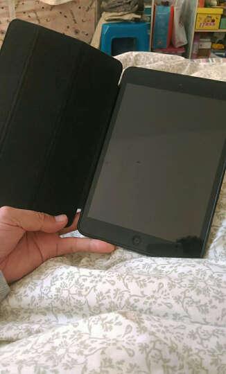 【京东自营】亿色(ESR)苹果iPad mini2/3/1保护套/壳 轻薄防摔/三折支架皮套 悦色系列 蜜桃粉 晒单图