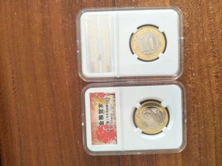 【甲源文化】2017年中国二轮鸡年纪念币 鸡年10元生肖纪念币 全新品相 10枚鉴定盒集藏装 晒单图
