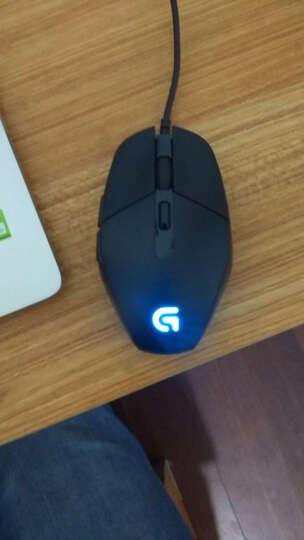 罗技(G)G302 电竞游戏鼠标 4000DPI 绝地求生鼠标 吃鸡鼠标 MOBA游戏鼠标 晒单图