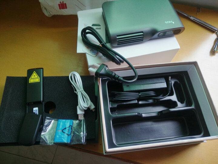 神画(PIQS)TT-P 投影仪 投影机家用(高清宽屏 隔空触控 自动对焦) 晒单图