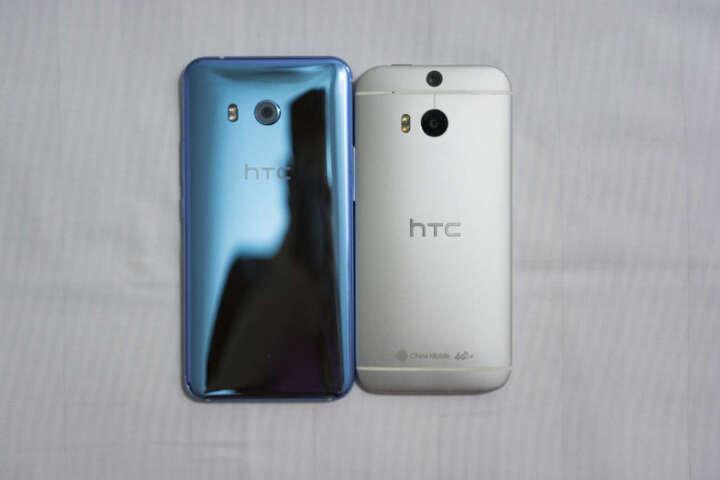 HTC U11 皎月银 6GB+128GB  移动联通电信全网通 双卡双待 晒单图